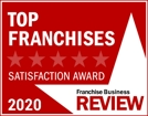 Top Franchises 2020 FBR award